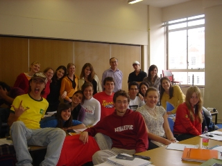 The best AS maths class!